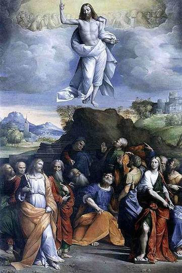 Descrição: Ficheiro:Wga Garofalo Ascension of Christ.jpg