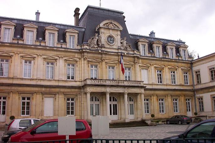 Hotel De Ville Vesoul Adresse