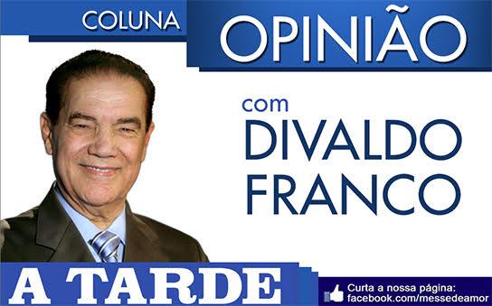 Divaldo - Jornal A Tarde
