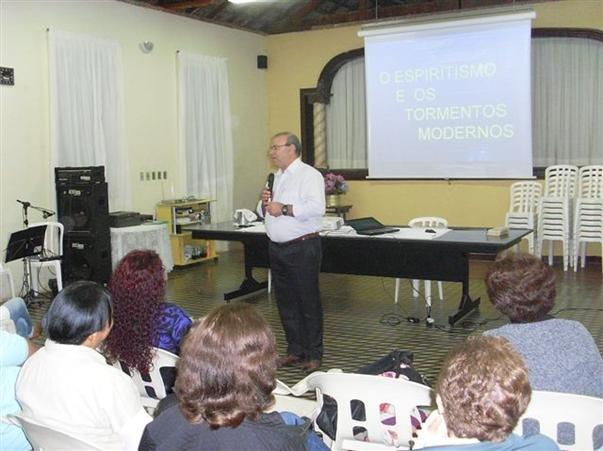 SEMANA ESPÍRITA DE BARRETOS - GRANDE PÚBLICO