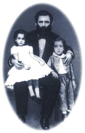 bezerra e seus dois filhos