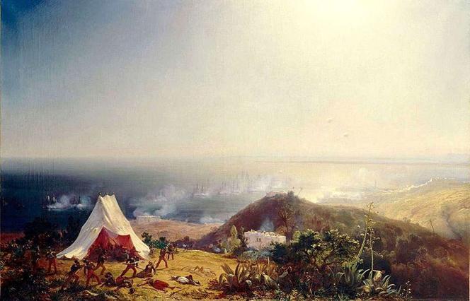800px-Attaque_d_Alger_par_la_mer_29_Juin_1830_par_Theodore_Gudin