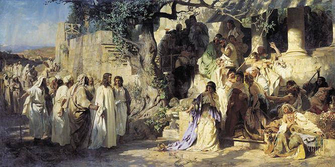 File: Semiradsky Christ and Sinner.jpg