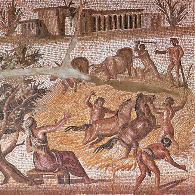 https://upload.wikimedia.org/wikipedia/commons/1/16/Roman_mosaic_describing_slaves_performing_agricultural_tasks.jpg