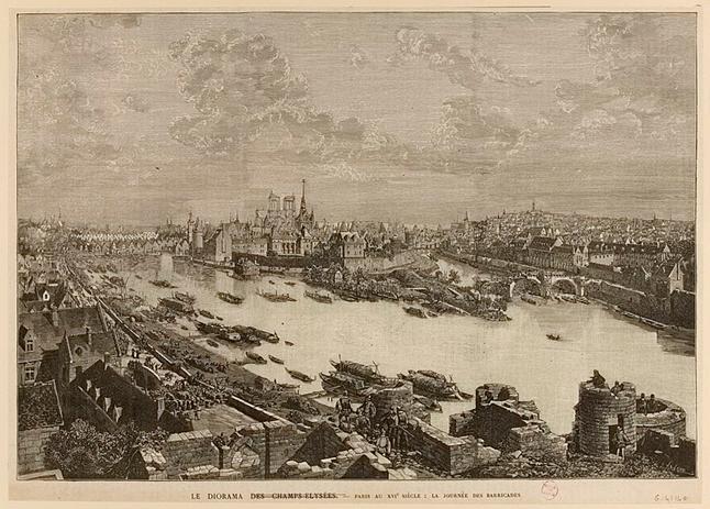 File:Paris au XVIe siècle - la journée des barricades.jpg