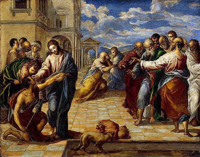 Arquivo: La curacion del ciego El Greco Dresde.jpg