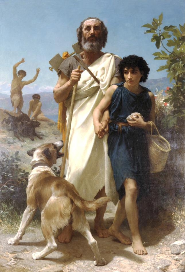 https://upload.wikimedia.org/wikipedia/commons/0/0b/William-Adolphe_Bouguereau_%281825-1905%29_-_Homer_and_his_Guide_%281874%29.jpg
