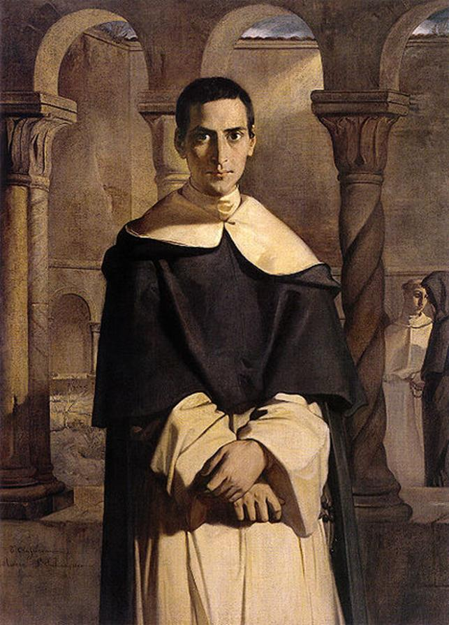 Ficheiro:Portrait of Dominique Lacordaire.jpg